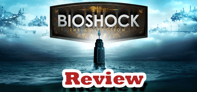 BioShock: The Collection Blog Banner